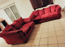 Couch good condition in Ramstein, Germany