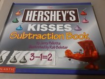 Hershey's Subtraction book in Fort Campbell, Kentucky