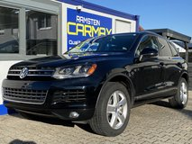 2013 VOLKSWAGEN TOUAREG LUXURY 4-MOTION in Spangdahlem, Germany