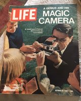 October 1972 Life Magazine in Aurora, Illinois