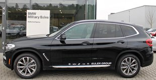 BMW Euler Landstuhl 2019 BMW X3 xDrive 30i *DEMO! $13,621 OVERALL SAVINGS* in Ramstein, Germany