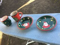 Christmas table ware - 45 pieces in Ramstein, Germany