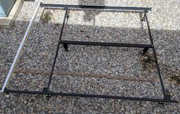 Queen heavy duty bed frame in Alamogordo, New Mexico