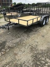 7x14 trailer in Fort Leonard Wood, Missouri