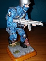 """""""Clear the Area"""" by Bluehats of Bravery Figurine in Ramstein, Germany"""