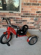 Schwinn Roadster kids tricycle, Red in Houston, Texas