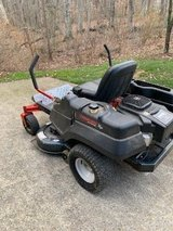 "Troy Bilt 42"" zero turn Lawnmower in Fort Campbell, Kentucky"