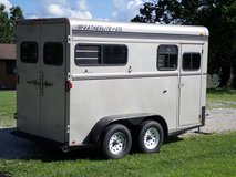 1999 Featherlite STL 2 horse trailer in Fort Leonard Wood, Missouri
