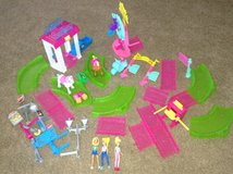 Barbie On The Go Playset in Naperville, Illinois