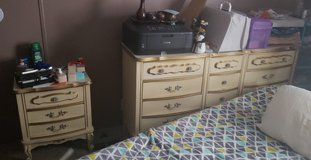French provincial dresser & nightstands in Byron, Georgia