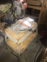 """10"""" Miter Saw and Stand in The Woodlands, Texas"""