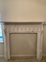 Antique Solid Wood Mantle in Houston, Texas