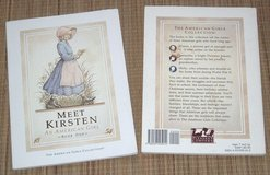 Vintage 1986 Meet Kirsten 1854 An American Girl Collection Series Book 1 in Yorkville, Illinois