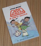 Star Wars Jedi Academy A New Class Soft Cover Book in Chicago, Illinois