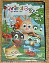NEW Wild Animal Baby Explorers Learn and See DVD 10 Episodes TV Series in Yorkville, Illinois