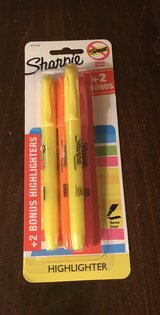 Sharpie Highlighters in Plainfield, Illinois