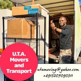 LOCAL MOVING TRANSPORT PICK UP AND DELIVERY FURNITURE ASSEMBLE AND INSTALLATION SERVICES in Ramstein, Germany