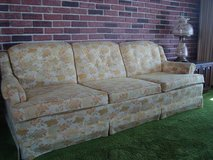 1970's Vintage Upholstered COUCH in Chicago, Illinois