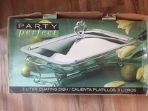 Chafing dish (never used) in Camp Pendleton, California