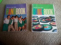 Junior girl scout handbook and badge book in Camp Lejeune, North Carolina