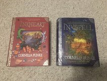 Inkheart and Inkspell Hardcover Books in Naperville, Illinois