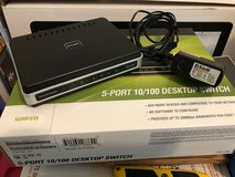D-Link 5 port Ethernet Switch in Houston, Texas