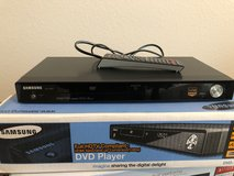 Samsung DVD Player with remote in The Woodlands, Texas