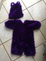 purple teddy bear costume size 2-3 in Stuttgart, GE