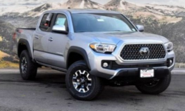 2019 Toyota Tacoma TRD Off Road Double Cab V6 AWD, Manual BRAND NEW in Stuttgart, GE