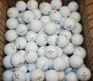 Callaway golf balls .75 cents each. in St. Charles, Illinois