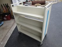 LIBRARY STYLE BOOK CART in Joliet, Illinois