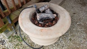36 inch Outdoor Propane Fire Pit in Fort Leonard Wood, Missouri