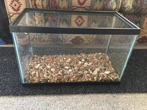 10 Gal. Fish Aquarium w/Supplies in Westmont, Illinois