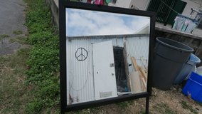 mirror 40'' X 38'' in great condition in Okinawa, Japan