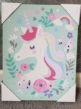 New! Unicorn Canvas 14x11 in Clarksville, Tennessee