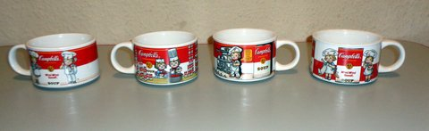 Campbells Soup Bowls part 2 in Stuttgart, GE