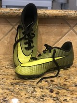 Nike soccer cleats - Toddler size 12 in Houston, Texas