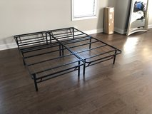 California King Bed Frame in Clarksville, Tennessee
