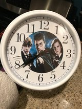 Harry Potter Clock in Joliet, Illinois