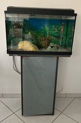 Fish tank and stand in Stuttgart, GE
