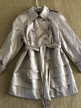 Women's Inc. Champagne Colored Raincoat - 1X in St. Charles, Illinois