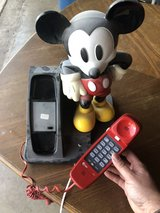 1993 mickey mouse phone in Chicago, Illinois