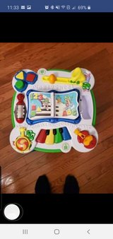 Leap frog activity table in Chicago, Illinois