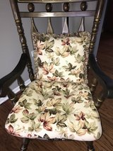 Cushion and Pillow For Chair in Joliet, Illinois