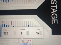OZUNA Concert Tickets San Jose x 2 in Travis AFB, California