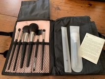 Mary Kay makeup brushes with case and 2 compacts in Kingwood, Texas