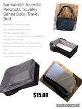 Baby travel bed in Chicago, Illinois