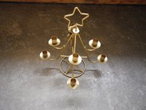 Metal Christmas Tree (Candle holder) in Camp Lejeune, North Carolina