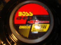 BOSS CHAOS EXTREME 3 WAY COAXIAL CAR SPEAKERS in Aurora, Illinois