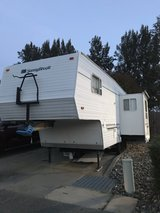 Fifth Wheel Trailer.    24' in Travis AFB, California
